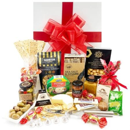 Christmas Joy Cheese Platter Hamper